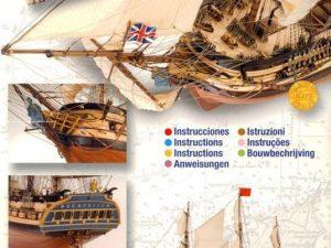 HMS Surprise Wood Ship Kit