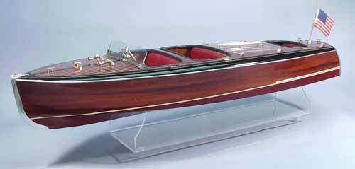 1938 Chris-Craft Triple Cockpit Barrel Back Kit
