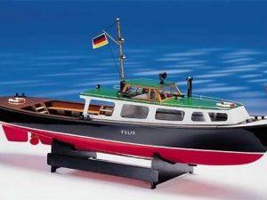 Felix Hamburg Harbor Launch