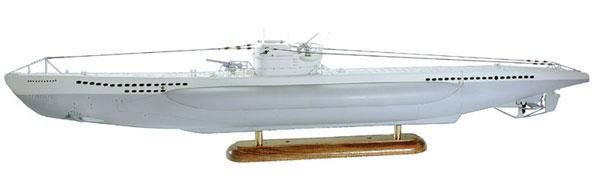 German Type VII U-Boat, Basic