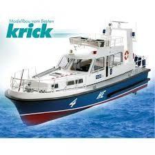Police Motor Boat