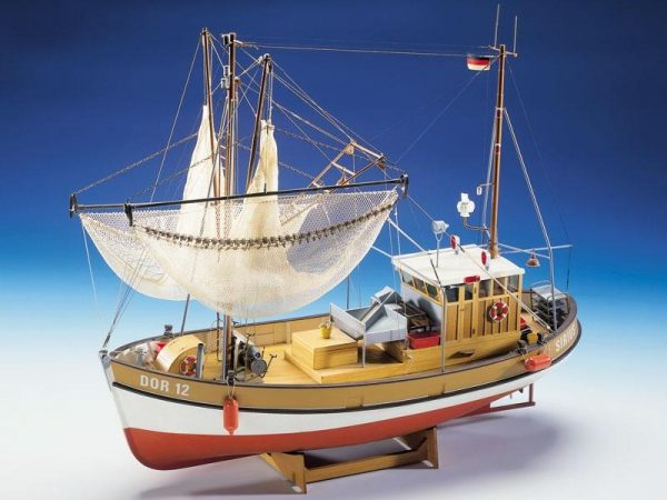 Sirius Classic Fishing Trawler Kit