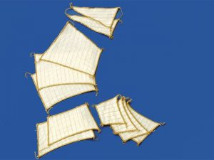 Gulnara Sail Set