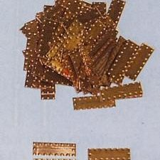 Copper Hull Plates
