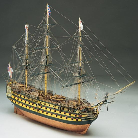 HMS Victory - 1:200 scale