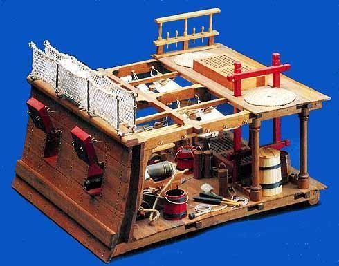 Battle station Wood kit