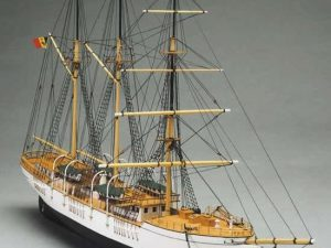 Mercator Belgian Training Ship