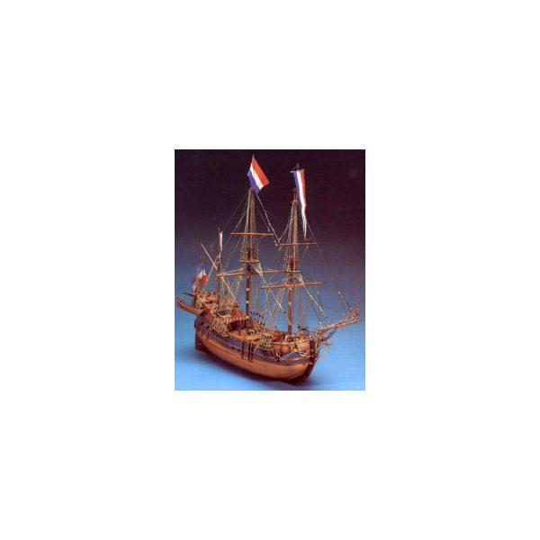 Baleniera Olandese - Dutch Whaler Ship
