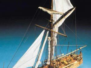 Dutch Naval Gunboat - Cannoniera Olandese