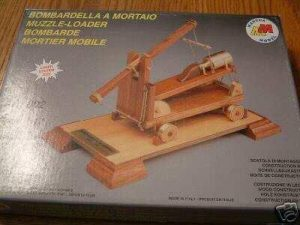 Italian Muzzle Loader - Cannon Kit