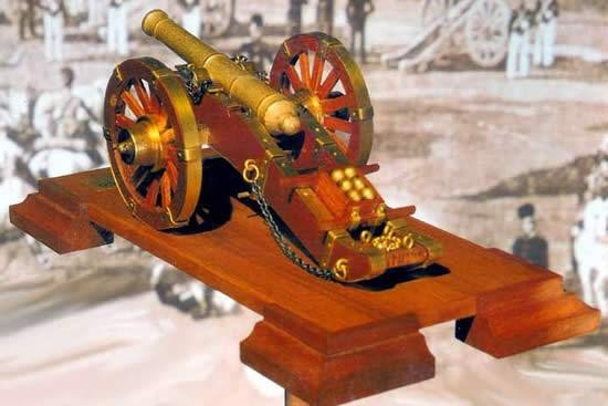 Napoleonic 18th Century- Cannon Kit