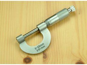 Micrometer (0 - 25mm)