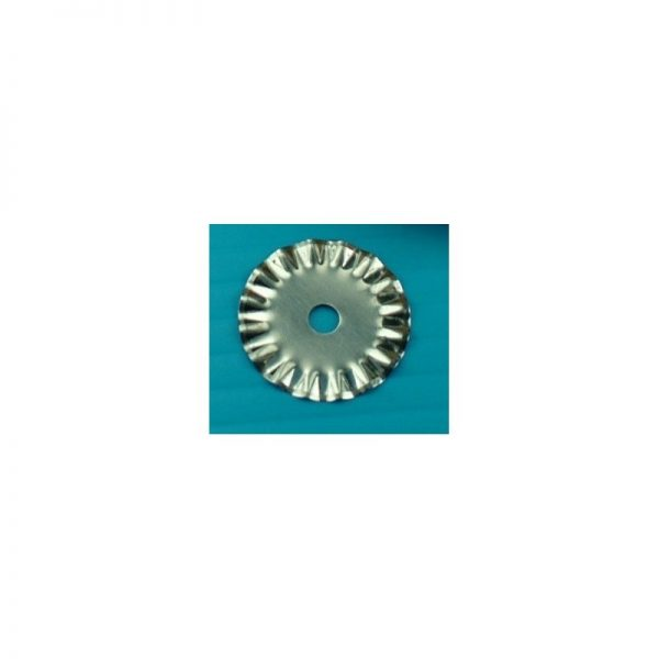 Spare Wavy Blade For Rotary Cutter (28mm)