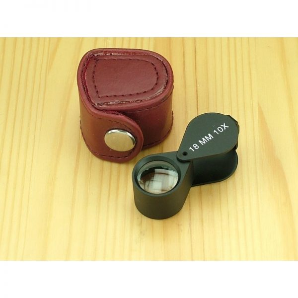 Double Lens Jewellers Loupe