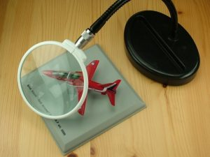 Flexineck Magnifier