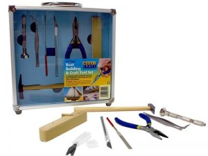 12pc. Boat Building and Craft Tool Set