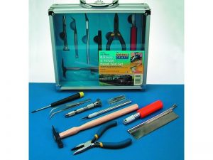 13pc. Railway and Hobby Hand Tool Set