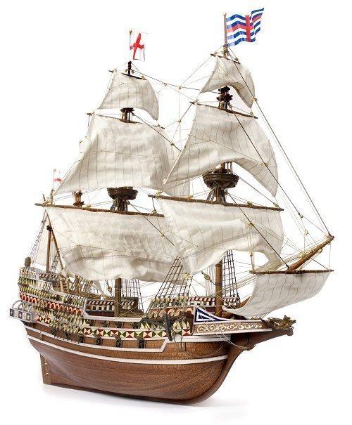 Revenge, English Galleon