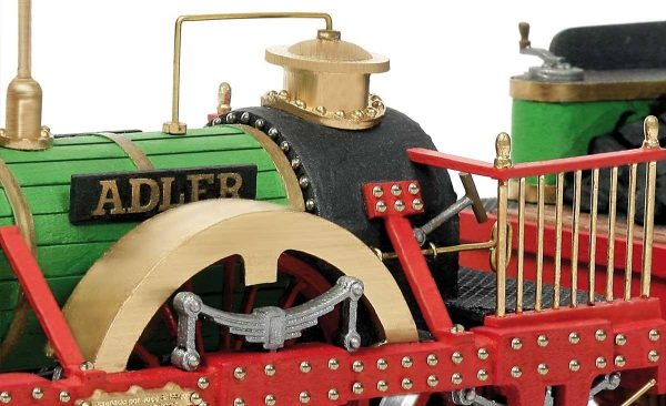 Adler Locomotive