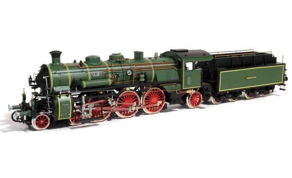 BR-18 Locomotive