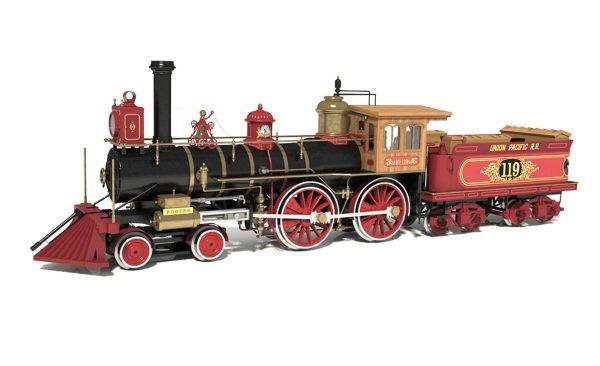 Rogers 119 Locomotive