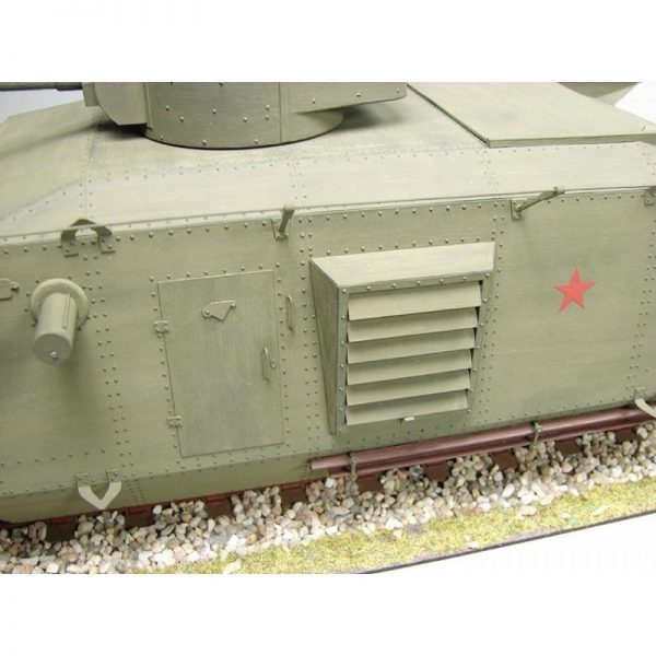Leingrad Armored Railroad Car