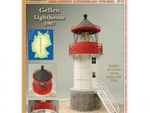 Gellen Lighthouse scale 1:87(H0)