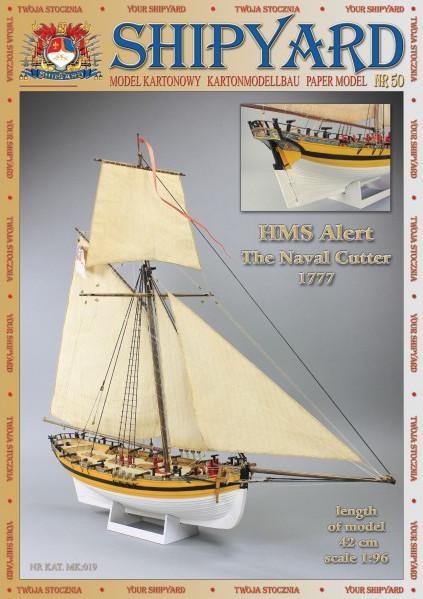 HMS Alert 1777 1:96
