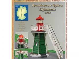 Bunthauser Spitze Lighthouse 1:87 (H0)