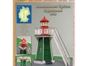 Bunthauser Spitze Lighthouse 1:87 (H0)