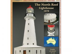The North Reef Lighthouse 1878