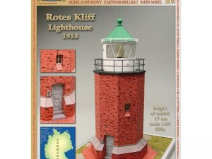 Rotes Kliff Lighthouse 1:87 (H0)
