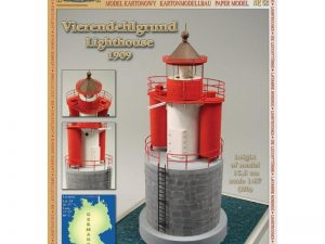 Vierendehlgrund Lighthouse 1909 1:87(H0)