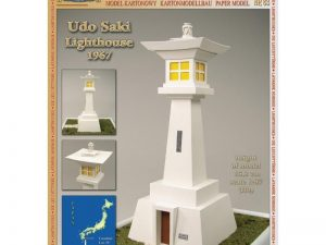 Udo Saki Lighthouse 1:87 (H0)