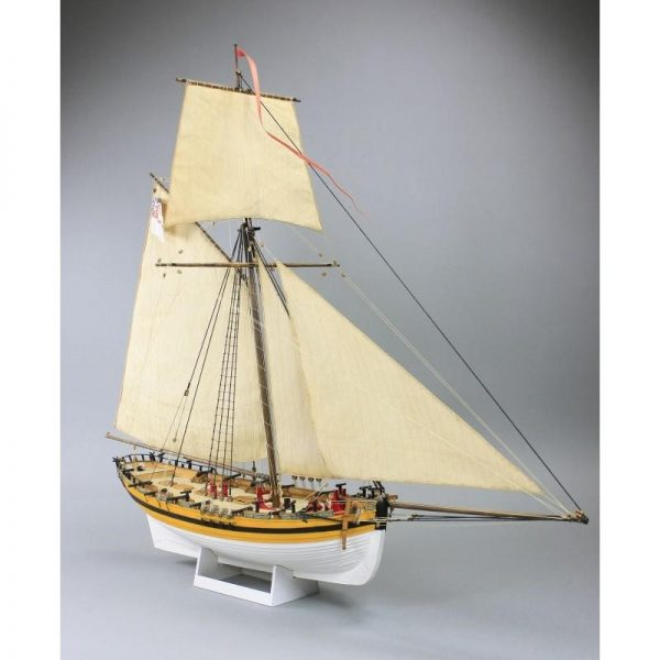 Types pf Sails XVIII Century - North Europe- Part II (30th Anniversary Collection)