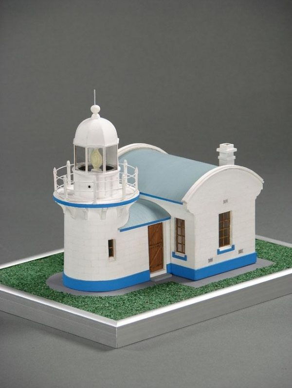 Crowdy Head Lighthouse 1878 1:72