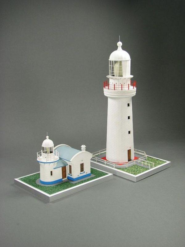 Cape Otway Lighthouse 1848 1:87 (HO)