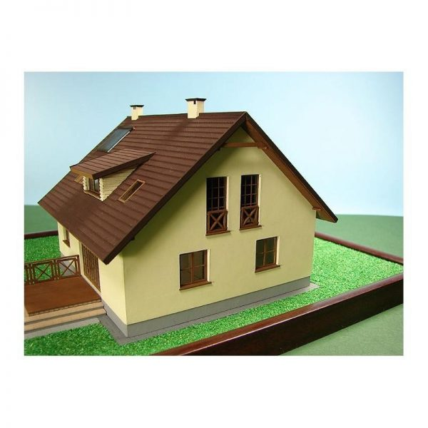 Cottage House (Olza Max) 1:87