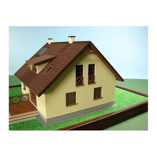 Cottage House (Olza Max) 1:87