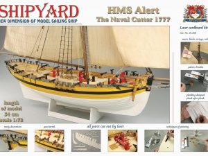 HMS Alert 1777 1:72