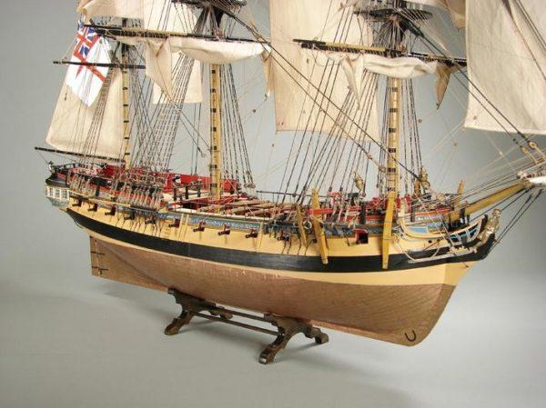 HMS Mercury 1779 1:72