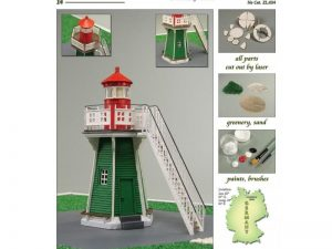 Bunthauser Spitze Lighthouse 1:72