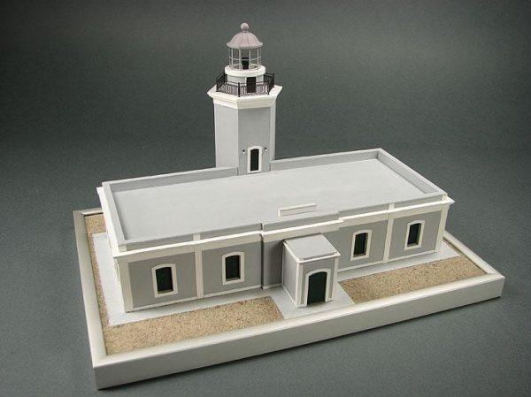 Los Morrillos de Cabo Rojo Lighthouse 1:72