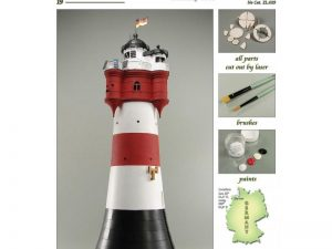 Roter Sand Lighthouse 1:72