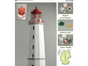 Dornbusch Lighthouse 1:72