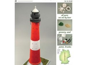 Pellworm Lighthouse 1906 1:72