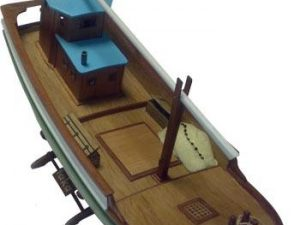 Taka Black Sea Fishing Boat - TU0121