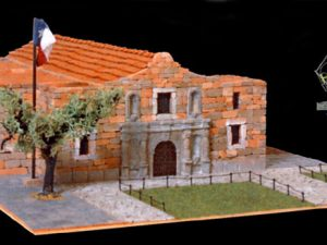 The Alamo - Domus Architectural Kit