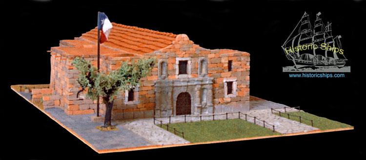 Alamo Dk40550 Domus Stone Kits Historic Ships