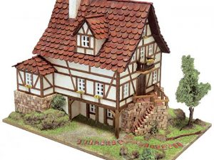 Alps Cottage Kit by Domus